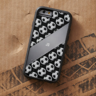 Personal Classic Soccer | Football Sport Pattern Tough Xtreme iPhone 6 Case