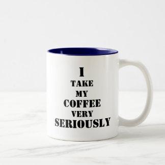 Personal Coffee Mug