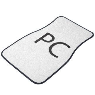 Personal Computer -or- Politically Correct.ai Floor Mat