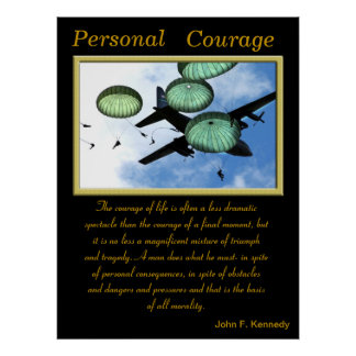 Personal Courage Posters 3