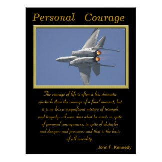 Personal Courage Posters 4