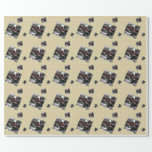 Personal Creations 3 Photos Wrapping Paper