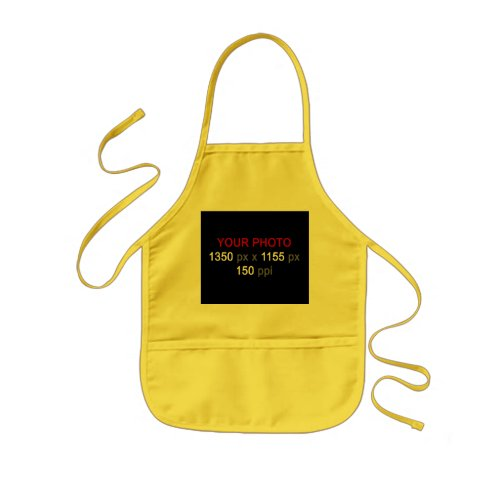 Personal Creations Kids Apron