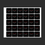 Personal Creations Photo Square Labels