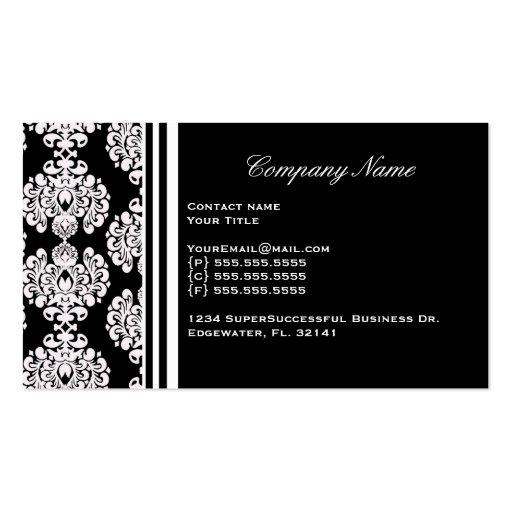 Personal Custom Business Card