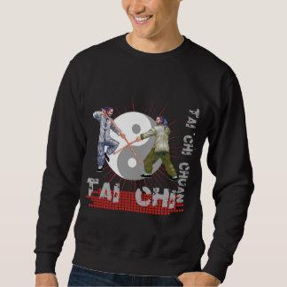 Personal de la ji del Tai que lucha la camiseta Suéter