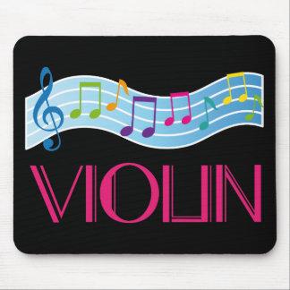 Personal de la música y regalo del Musical del vio Mousepad