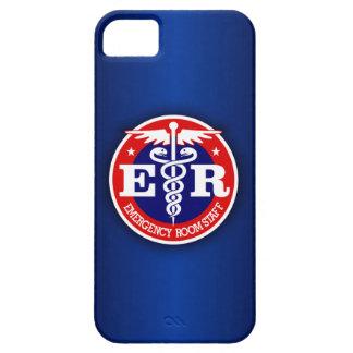 Personal del ER iPhone 5 Case-Mate Funda
