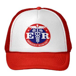 Personal del ER Gorras