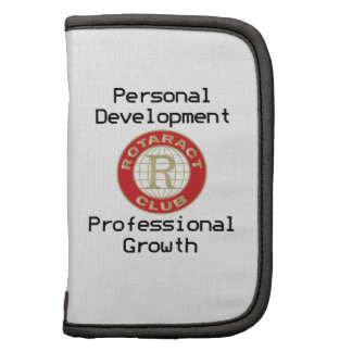 Personal Development Professional Growth Folio Planners