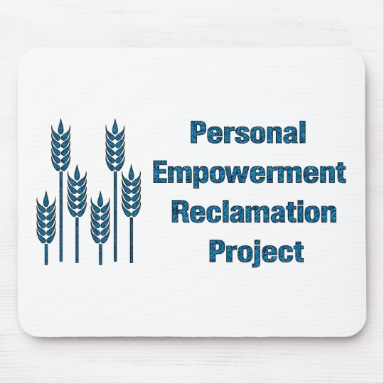 Personal Empowerment Mouse Pad