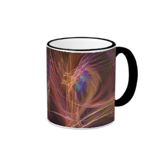 Personal Expressionism Ringer Coffee Mug