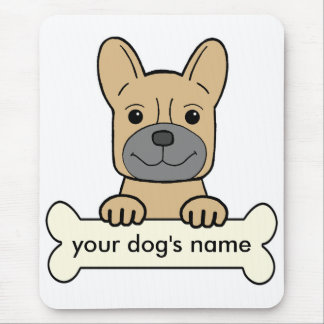 Personal French Bulldog Mouse Pad