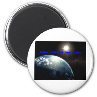 Personal gift 2 inch round magnet