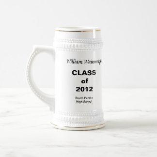 Personal Gift Graduation Stein