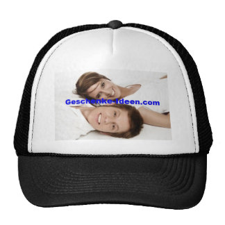 Personal gift trucker hat