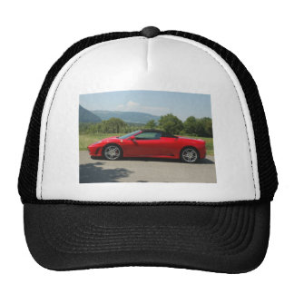 Personal gifts mesh hats