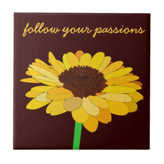 Personal Growth: Follow Your Passions Tile