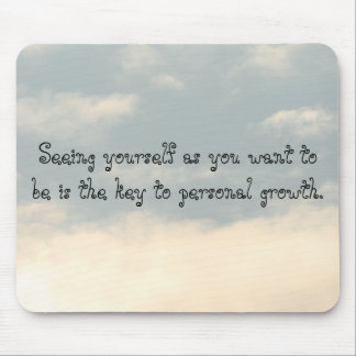 Personal Growth Mouse Pad