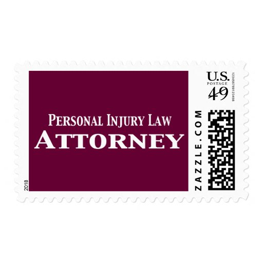 Personal Injury Law Attorney Gifts Stamps