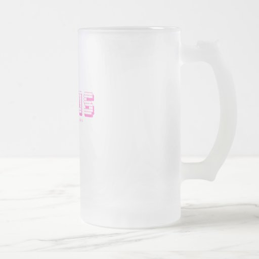 Personal Jesus! 16 Oz Frosted Glass Beer Mug