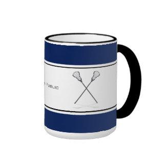 Personal Lacrosse Coffee Mug