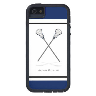 Personal Lacrosse iPhone 5/5S Tough Xtreme Case