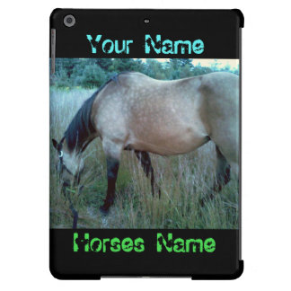 Personal Name and Horse Picture Case