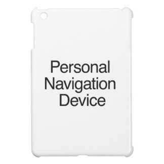 Personal Navigation Device iPad Mini Cases