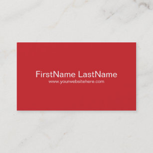 red networking business cards templates zazzle
