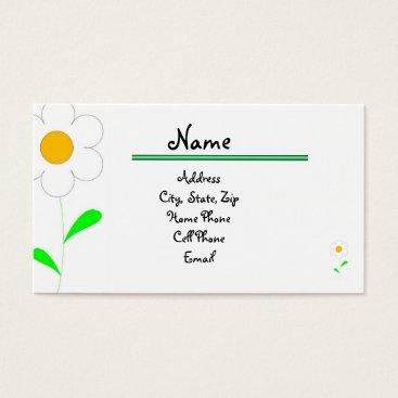 Professional Business Personal Networking Card