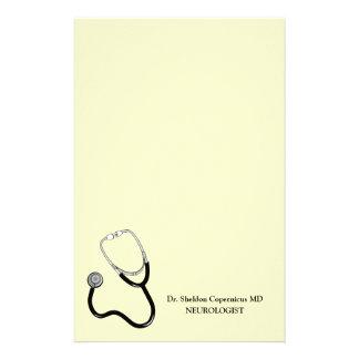 Personal Notepad del doctor Papeleria De Diseño