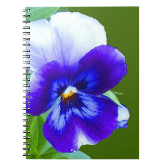 Personal Pansy Notebook