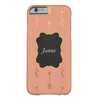 Personal Peach Golden Chic Vip iPhone Samsung Case