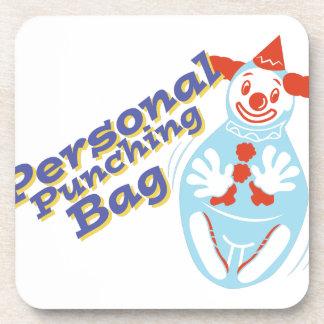 Personal Punching Bag Coaster