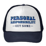 Personal Responsibility - Get Some Hats