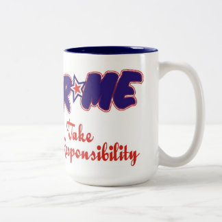 personal responsibility mug