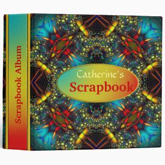 """Personal Scrapbook Album 2"""" 3 Ring Binder"""