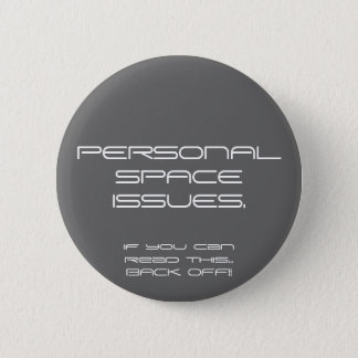 Personal Space Button