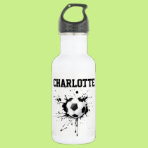 Personal Sports Football Soccer Water bottle