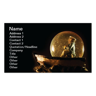 Personal storm Double-Sided standard business cards (Pack of 100)