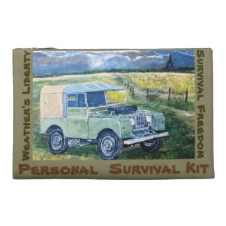 Personal Survival Kit~ Travel Accessories Bags