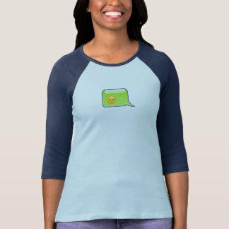 Personal Texting Bubble - emoji version T-Shirt