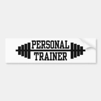 Personal Trainer Bumper Stickers