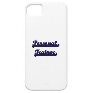 Personal Trainer Classic Job Design iPhone 5 Cases