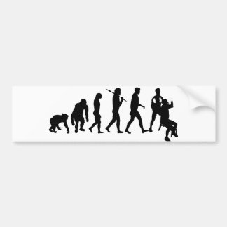 Personal Trainer fitness instructor gym gifts Bumper Sticker