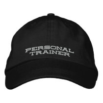 Personal Trainer Hat