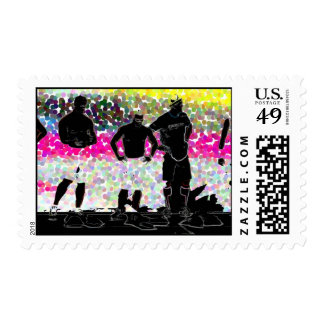 Personal Trainer / Healthy Living Postage