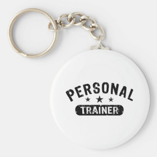 Personal Trainer Keychains