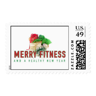 Personal Trainer - MERRY FITNESS Stamp